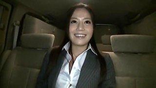 Crazy Japanese slut Minami Asano in Fabulous Secretary, Dildos/Toys JAV video