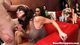 OMG my cheating wife gets fucked by stripper