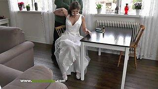 Anal Bride - Jocoboclips.com - Tied & Fucked