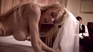 Cindy the bride who cant wait
