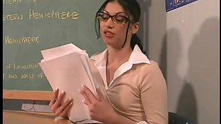 cunning teacher gets teen pussy film clip 2