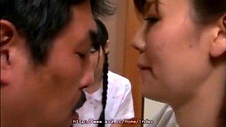 Japanese Family Sex Education