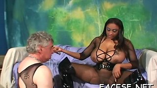 femdom action is always fun video feature 1