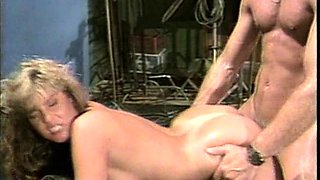Fabulous handjob and dick sucking by marvelous Jamie Summers