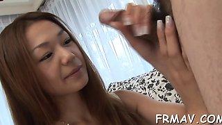 asian chick needs warm jizz movie clip 2