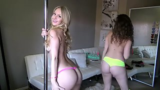 Double trouble whore sisters (ginger and emma banks)