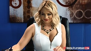 Hadley Viscara is a chick in need of a plowing session with a boss