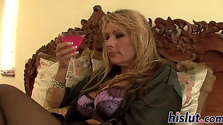 Gangbang With a Horny Slut -Debi Diamond _1080p