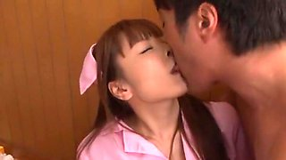 Exotic Japanese chick Anri Sonozaki in Best Doggy Style, Cunnilingus JAV movie