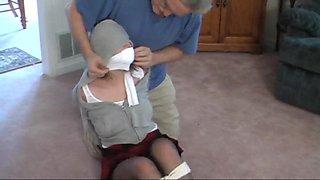 Schoolgirl chloroformed
