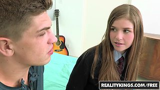 RealityKings - Pure 18 - Bruce Venture Lara Brookes - Lovely Lara