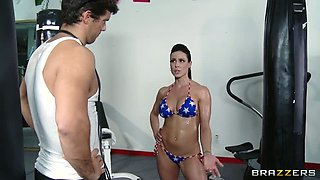 Breast of the Breast/Kendra Lust