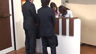 Super horny japanese babes in extreme part1