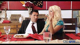 A Swingers Dinner date