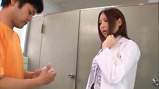 Japan nurse fuck with patient