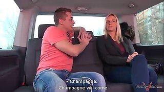 Take van bianca