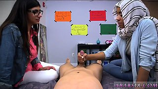 Arab fuck chinese BJ Lesfriend's sons with Mia Khalifa