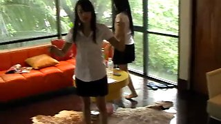 another thai girl freeze video